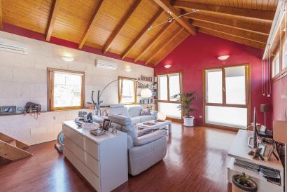 Möbliertes 2 Schlafzimmer Penthouse mit Terrassenbereich Plaza Mercat Palma
