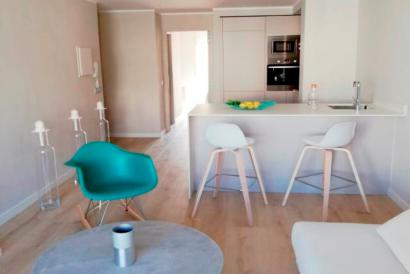 Brand new apartment with terrace and one bedroom in Santa Catalina, Palma