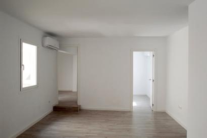 Apartamento de 2 dormitorios recién reformado en zona calle Sindicado, Palma.