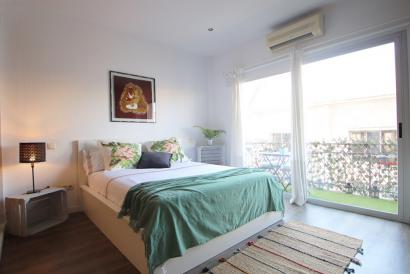 Elegant studio apartment with terrace and lift in Jaime III area, Palma