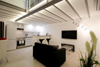 One bedroom refurbished apartment in Ramblas area, Palma