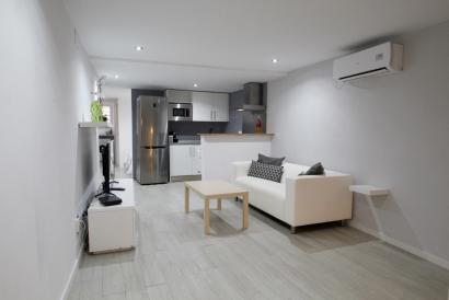 Apartamento amueblado de un dormitorio en la Lonja, Palma