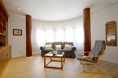Bonito apartamento amueblado de un dormitorio en zona Olmos, Palma