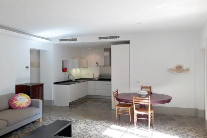 2 bedrooms furnished apartment with terrace in Sa Gerreria, Palma