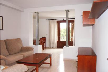 Bonito apartamento 2 dormitorios, amueblado en Son Armadams