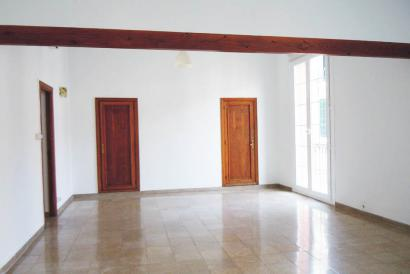 Amplio apartamento sin muebles zona Plaza Sta. Eularia, Casco Antiguo de Palma