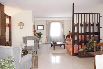 Furnished apartment for rent in the center of Porreres