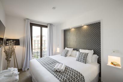 Bonito y elegante apartamento  amueblado de 3 dormitorios, zona Corte Ingles Avenidas