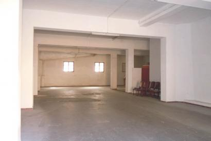 For rent of 200 m² premises on street level  Las Ramblas in Palma