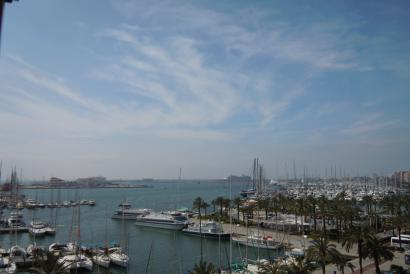 Fantastico apartamento de 200 m² para rehabilitar, vista al mar Paseo Maritímo Palma