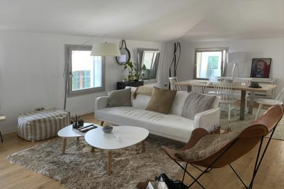 Elegante apartamento amueblado de 2 dormitorios y ascensor el zona Borne, Palma.