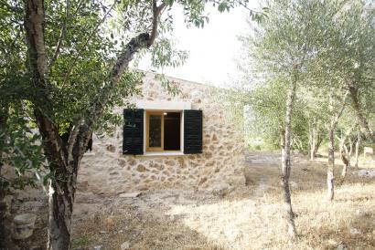 Unmöbliertes 1 Schlafzimmer Ferienhaus in Costitx