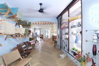 Local comercial o loft a pie de calle en el centro Palma, zona Las Ramblas.