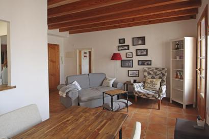 Bonito apartamento  de un dormitorio, balcón, terraza comunitaria Casco Antiguo