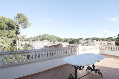 Unfurnished 3 bedroom house, 2 minutes from Paguera beach