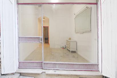 Commercial premises of 50 m² at street level in San Miguel area, Palma.