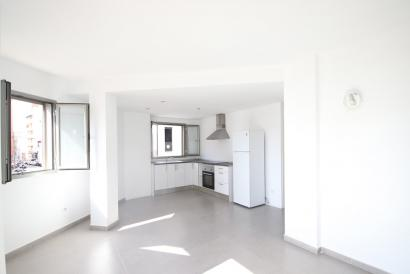 Bright and sunny apartment with 2 bedrooms in area Son Cotoner in Palma