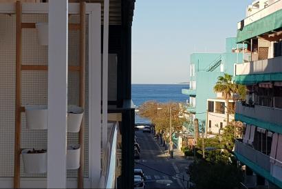 Zona de playa, apartamento de 3 dormitorios con vista al mar en Ciudad Jardín,