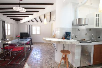 Cozy apartment with one bedroom in the old town of Palma
