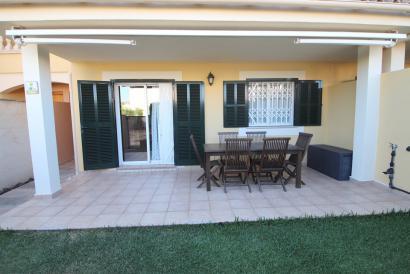 Casa amueblada de 3 dormitorios con terraza, jardín y piscina zona Marratxi