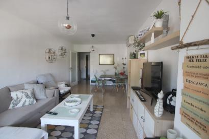 4-bedroom flat with lift, General Riera area, Palma.
