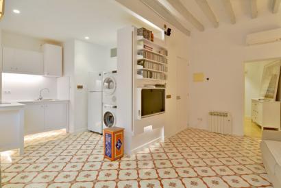 Casco Antiguo, nice 1 bedroom apartment, La Calatrava, Palma.