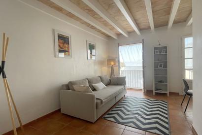 Monthly rent. Old Town Palma, nice 1 bedroom apartment, La Calatrava.