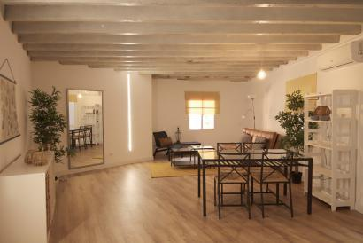 1 bedroom furnished apartment, without lift, close to Plaza Mercat, Palma.