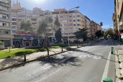 Urban plot in Sta. Catalina area, 2 minutes from the center of Palma.