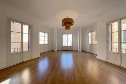 Señorial y espacioso apartamento, 3 dormitorios sin muebles, Casco Antiguo, Palma